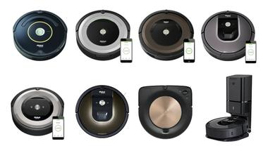 iRobot Roomba Comparison Chart and Differences Between All the Models