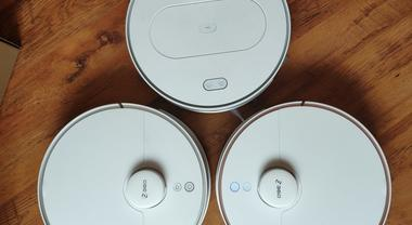 360 Robot Vacuum Cleaner Comparison: S5 vs. S6 vs. S7