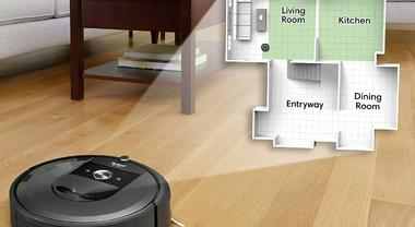 What are the main differences between the Roomba 690, e5, and i7?