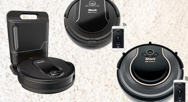Shark Robot Vacuums Compared: IQ R101AE vs. ION R85 vs. ION R75 vs. S87