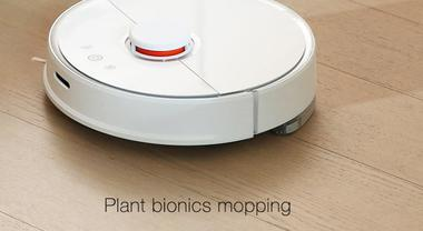 Roborock S5, the Next Generation of the Xiaomi Mi Robot, Is the Most Powerful Robot Cleaner on the Market