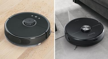 Roborock S5 vs. S6 Side-By-Side Detailed Comparison