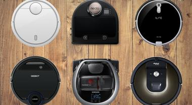 How to Choose the Right Robot Vacuum Cleaner? Compare The 7 Most Popular Brands of 2018
