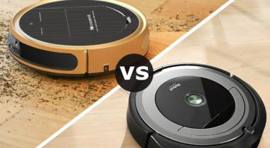 Proscenic 790T vs Roomba 690 Comparison: The Best Rated Robot Vacuums on Amazon