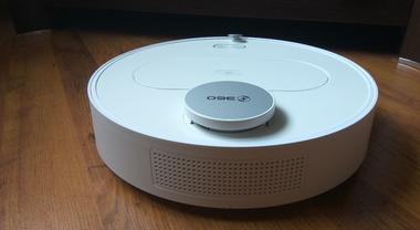 360 S6 Robot Vacuum Cleaner Review