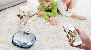 The XShuai HXS - C3: a Budget Robot Vacuum with a Camera, Smart Navigation, and Alexa Support