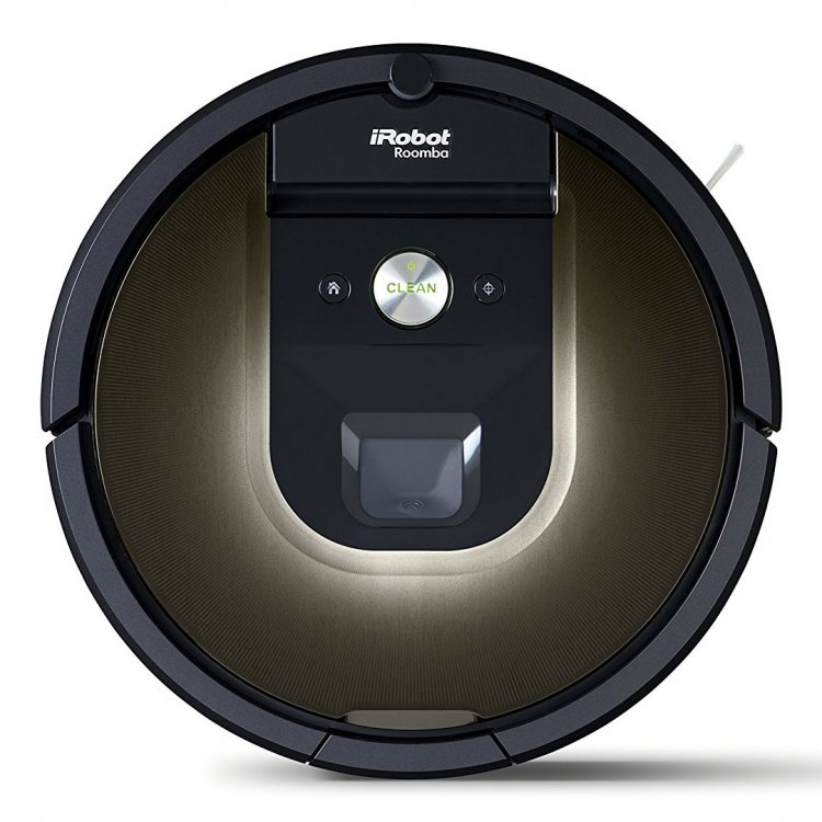 Roomba 980 the mid-range model
