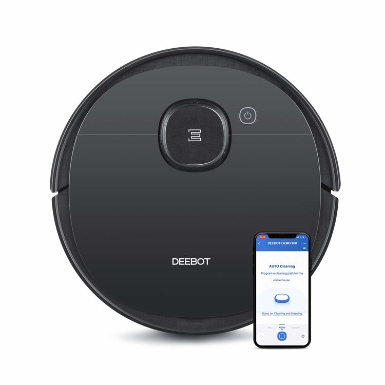 ECOVACS DEEBOT Ozmo 950 at the best price you can buy on Black Friday