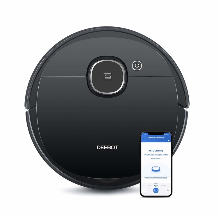 ECOVACS DEEBOT OZMO 920 the best vacuum cleaner than mops