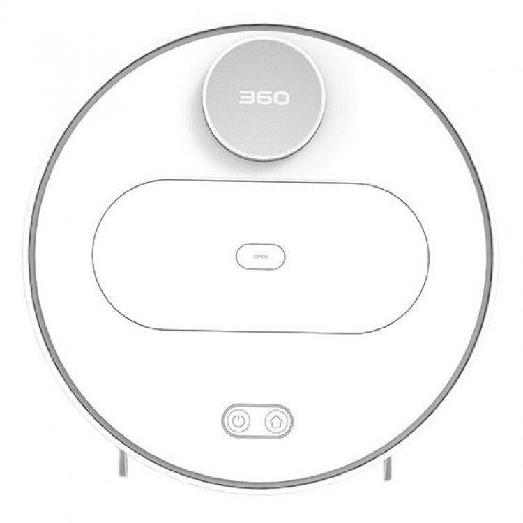 360 S6 the best 2-in-1 robot vacuum that remembers your home plan