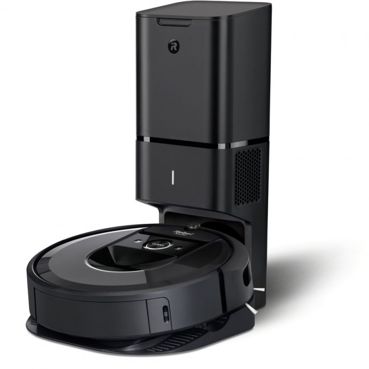 Roomba i7+ easy-to-maintain robot vacuum