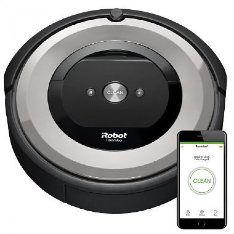 Roomba e5 a budget robot that handles pet hait
