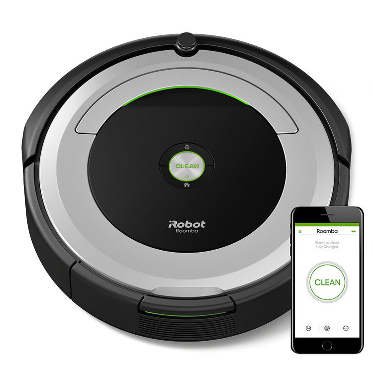 Roomba 690 the best budget Roomba for carpet