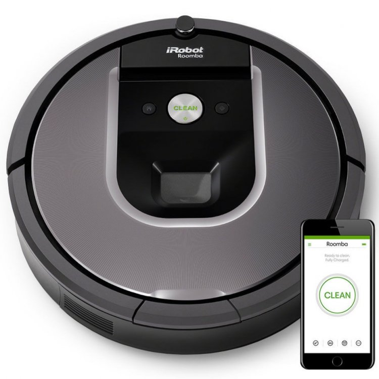 Roomba 960 the budget model with mapping