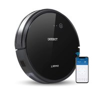 LG HOM-BOT CR3365RD vs. ECOVACS Deebot 601 Comparison Chart