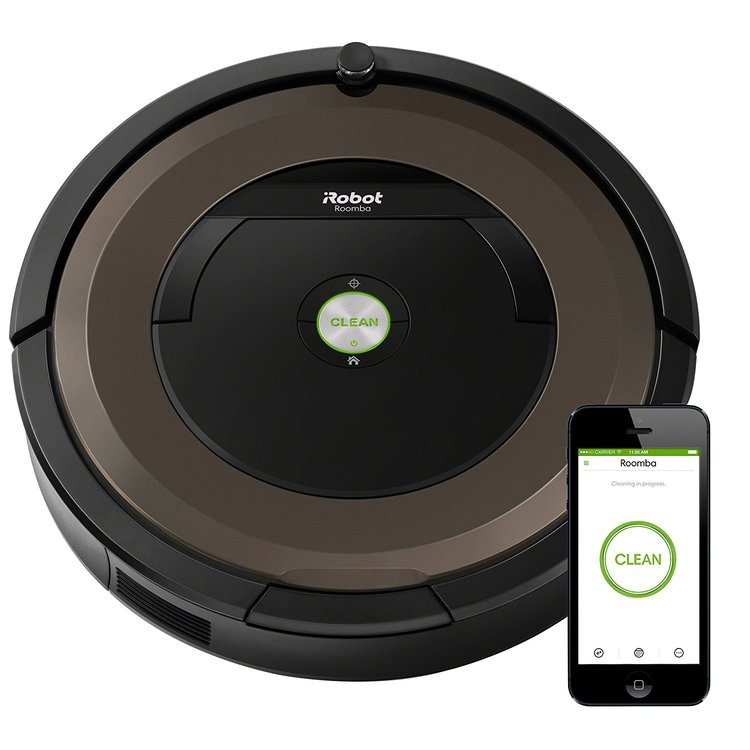 Roomba 890 an ideal Roomba for pet hair