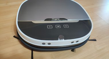 MinSu NV - 01 Review: an Affordable Robot Vacuum Cleaner with Strong Suction and Gyroscope Navigation