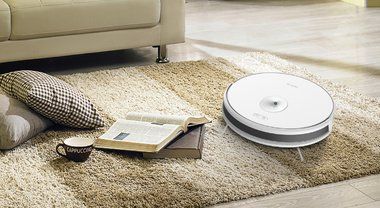 Meet the Ironpie M6: The Newest AI-Enabled Robot Vacuum Cleaner from Trifo