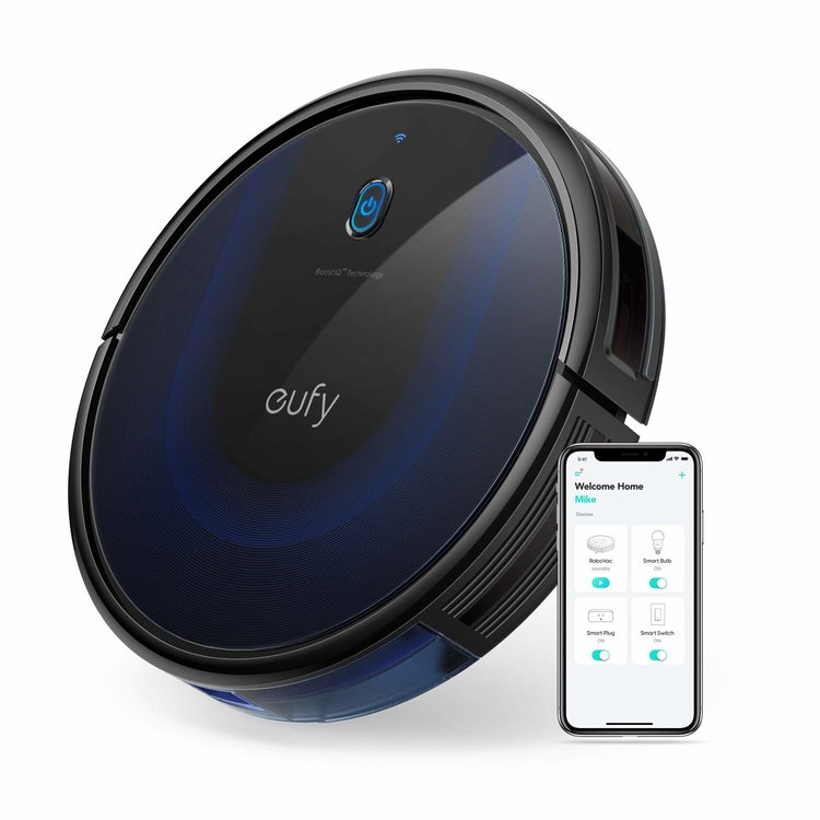 Eufy RoboVac 15C MAX is the strongest and best robot vacuum cleaner in the family