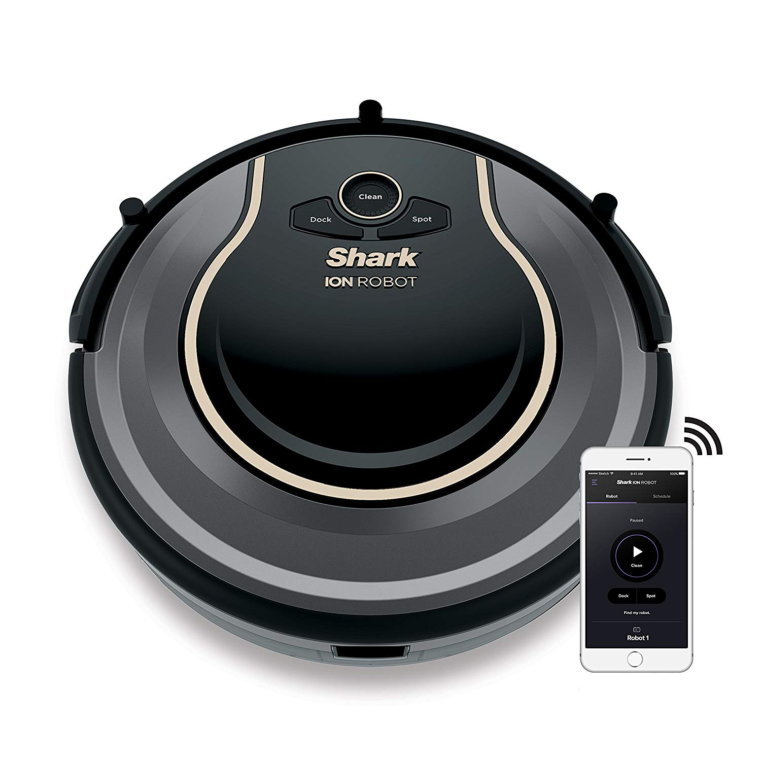 Shark Ion Robot R75 Rv750 Specifications And Comparison