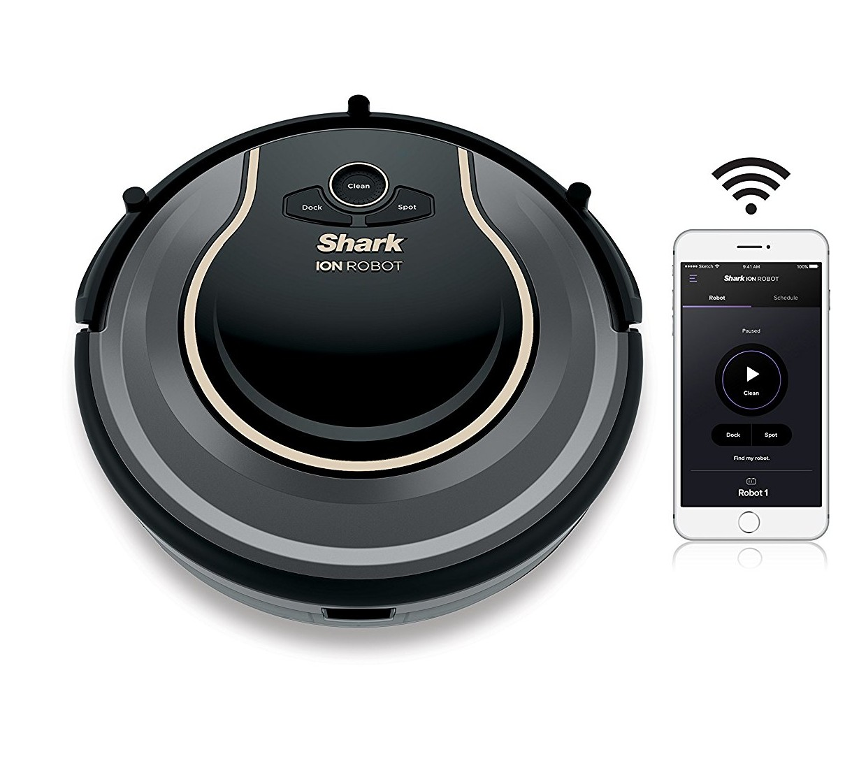 Shark Ion Robot 720 Specifications And Comparisons