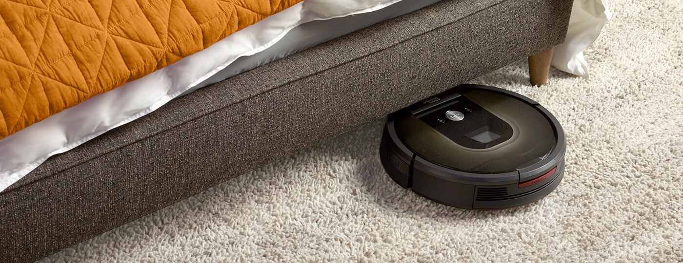 deeper cleaning on carpets multi room coverage wi-fi connected