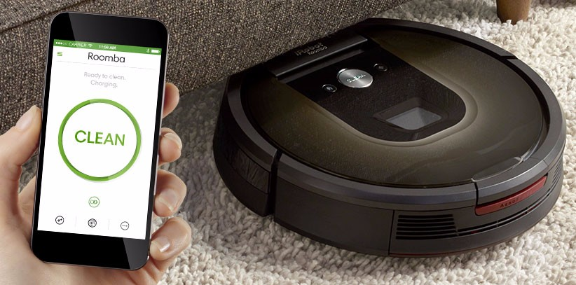 iRobot HOME app is the biggest feature