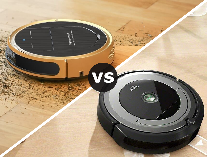 Proscenic 790t Vs Roomba 690 Comparison The Best Rated