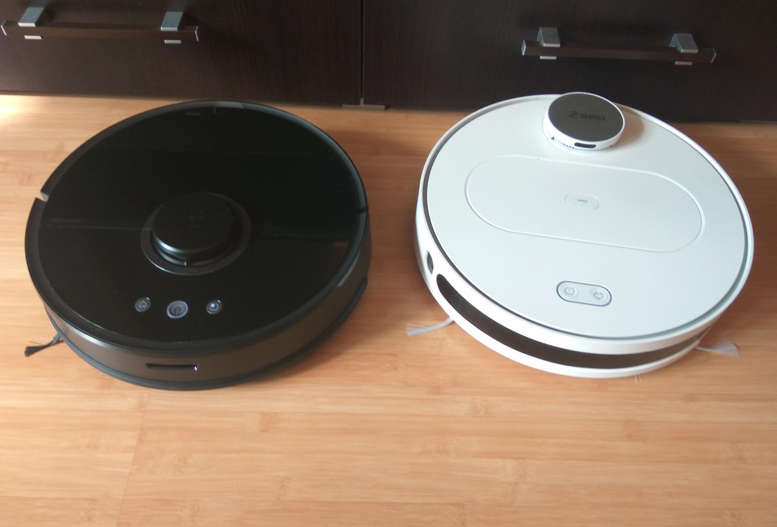 Roborock S5 Vs 360 S6 Head To Head Comparison