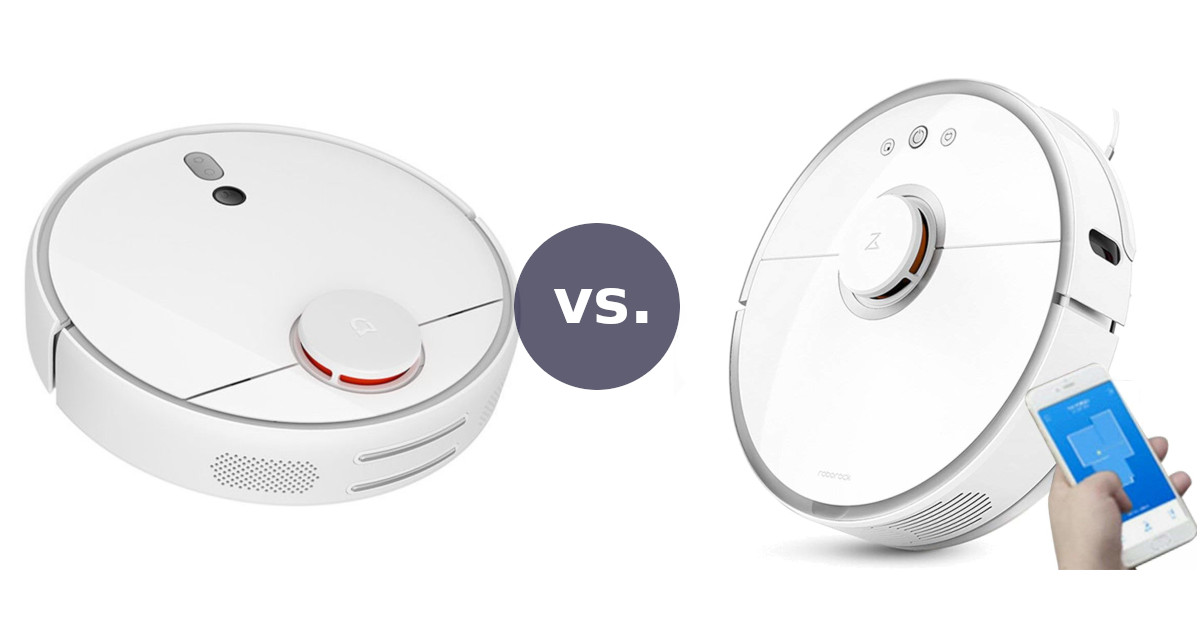 Compare Robot Vacuums Cleaners