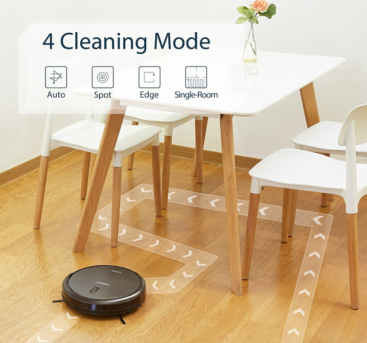 ecovacs deebot n79s cleaning modes
