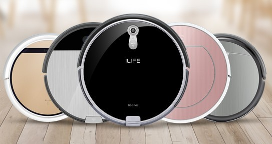 iLIFE robot vacuum cleaners that are on sale right now