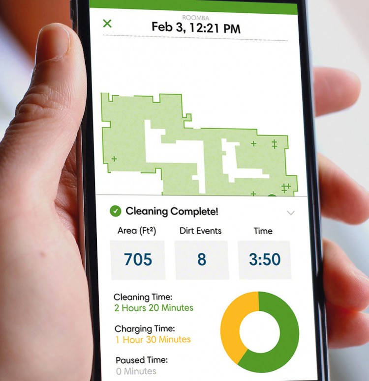 app for roomba 980