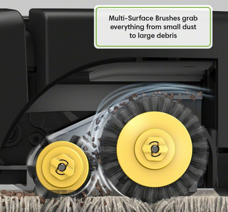 roomba 614 main dual brushes