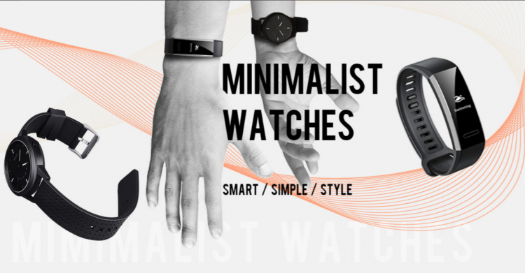 best prices on gearbest minimalist watches category
