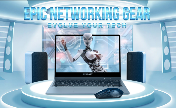 epic networking gear evolve your tech