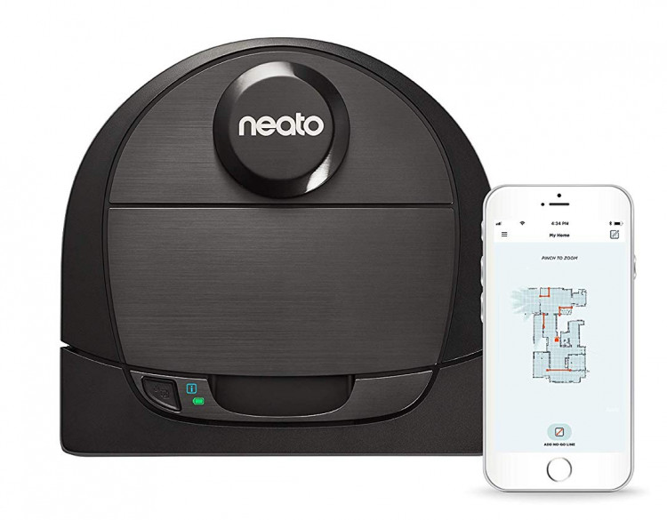 Botvac D6 Connected the newest robot cleaner from Neato family