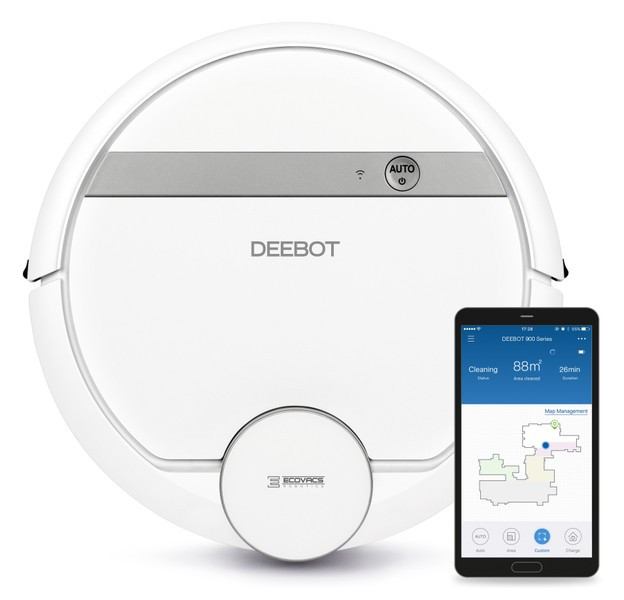 ECOVACS DEEBOT 900 is an excellent choice to get instead of the Roomba 690