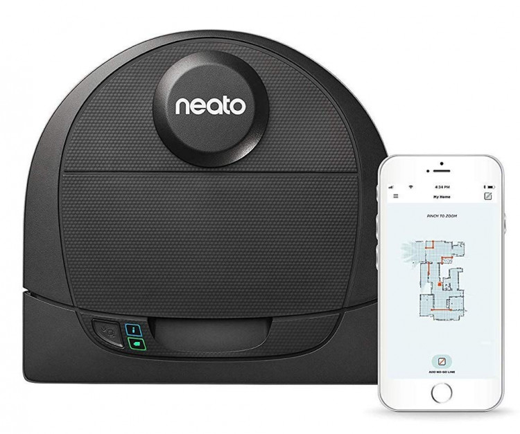 The Neato Botvac D4 Connected the best smart robot vacuum to buy in 2019