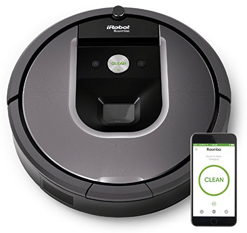 Roomba 960 - the Neato D4 connected alternative