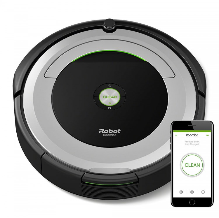 Roomba 690 appearance
