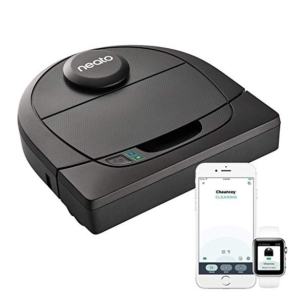 Neato Botvac D4 Connected a budget yet smart robot vacuum cleaner worth buying