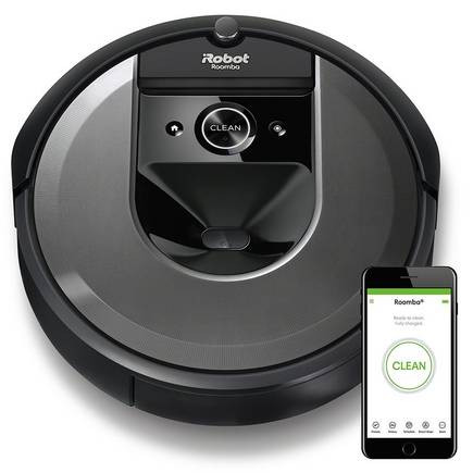 Roomba i7 is something we haven't seen before