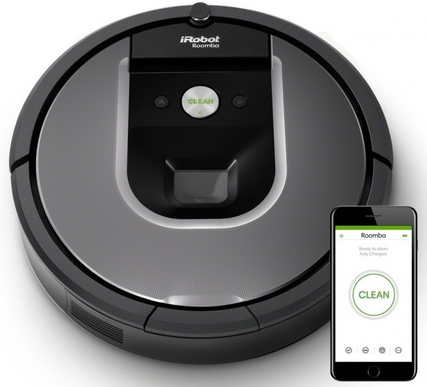 Roomba 960 is a budget robot vacuum with flagship features