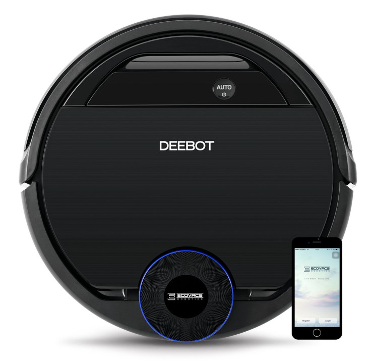 DEEBOT Ozmo 930 the great high-end robot vacuum cleaner you can get for about $500