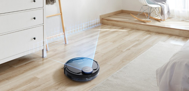 DEEBOT Ozmo 960 the robot vacuum that is smart enough to recognize and avoid cables