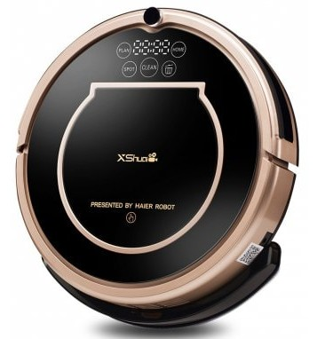 The robot vacuum with $300 price tag that supports Amazon Alexa