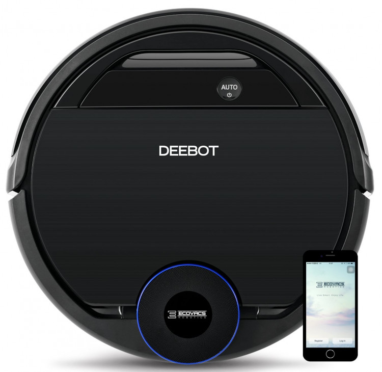 ECOVACS DEEBOT Ozmo 930 the best mopping robot of 2019