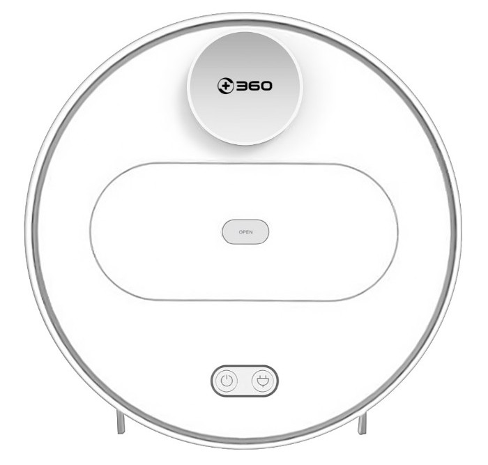 360 S6 the smart robot vacuum for medium-pile carpet